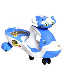 Playtool Fast and Furious Whale Twister - White