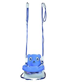 Playtool Baby Swing Booster Seat - 5 Feet Rope (Color May Vary)