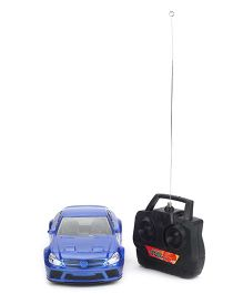 Playmate 4 way Remote controlled Car - Blue