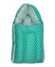 Luk Luck Port Baby Sleeping Bag - Green