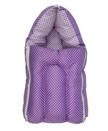 Luk Luck Port Baby Sleeping Bag - Violet