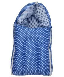 Luk Luck Port Baby Sleeping Bag - Blue