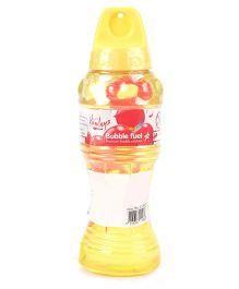 Hamleys Bubble Fuel Yellow - 236 ML