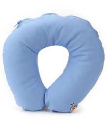 Farlin Padded Baby Neck Protector - Blue