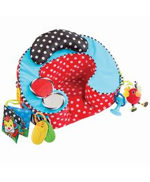 Sassy Sit and Play Sensory Seat Positioner - Multi Color