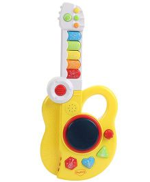 Mitashi Skykidz Junior Musician Toy - Yellow