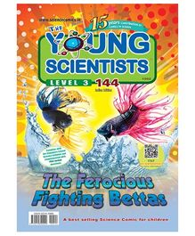 Young Scientist The Ferocious Fighting Bettas - Level 3
