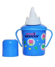 Small Wonder Sipper Blue - 300 ml