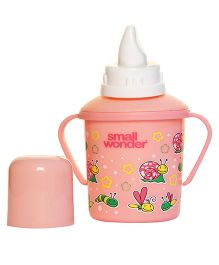 Small Wonder Sipper Cup Peach - 300 ml