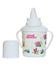 Small Wonder Sipper Cup White - 300 ml