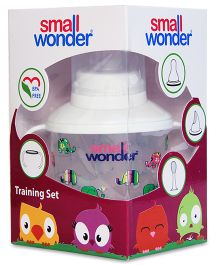 Small Wonder Training Set White - 300 ml