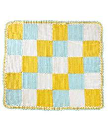 MayRa Knits Sober Blanket - Multicolour