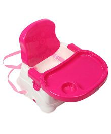 Mee Mee Baby Dinning Chair - Pink