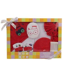 Mee Mee Baby Gift Set - Red