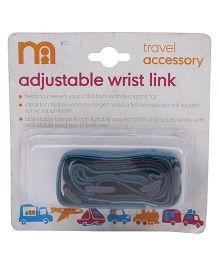 Mothercare Adjustable Wrist Link - Navy Blue