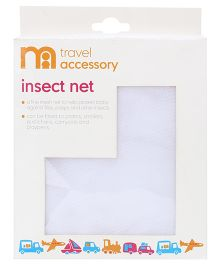 Mothercare Insect Net - White