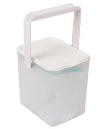 Mothercare Innosense Cold Water Sterilizer With Bottle Nets - White