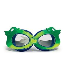 Poolmaster Duck Animal Frame Child Swimming Goggles - Green