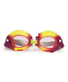 Poolmaster Fish Animal Frame Child Swimming Goggles - Yellow