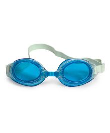 Poolmaster Junior Sparkle Child Swimming Goggles - Blue