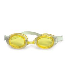 Poolmaster Junior Sparkle Child Swimming Goggles - Yellow