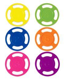 Poolmaster Diving Disks Multi Color - Set Of 6