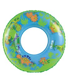 Poolmaster Design O Saurus Tube With Stickers - 24 Inches
