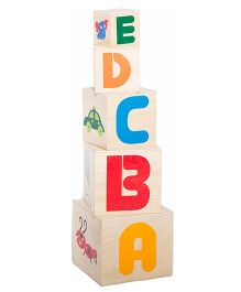 Shumee Wooden Stacking Cube