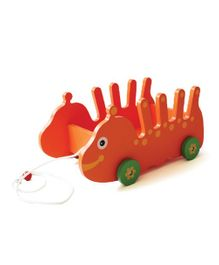 Shumee Wooden Catterbug Book Buggy