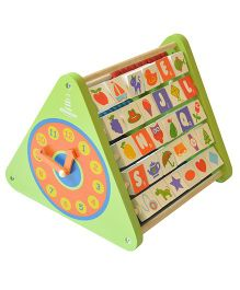 Shumee Wooden Activity Triangle