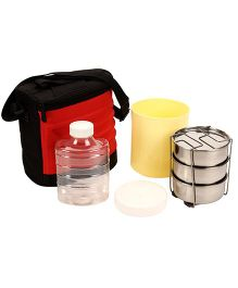 Cello Archo 3 Perfect Lunch Pack Red - 500 ml