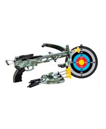 Adraxx Archery Sport Crossbow Toy - Black And Grey