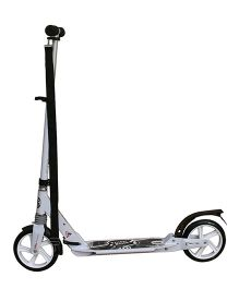 Adraxx Town Rider Personal Mobility Scooty - White And Black