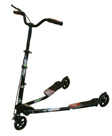 Adraxx Mini Swing Flicker Bike - Black