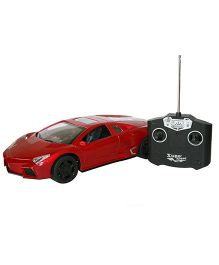 Adraxx Lamborghini Car Toy - Red