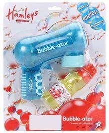 Hamleys Bubble Ator - Blue