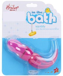 Hamleys In The Bath Toy Squiddy - Pink