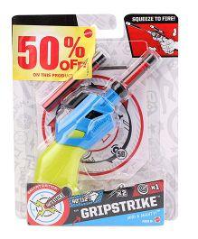 Boomco Grip Strike Gun - Blue And Yellow
