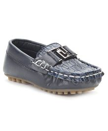 Bash Party Wear Loafers - Navy