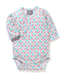 Kate Quinn Onesie - Blue
