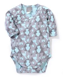 Kate Quinn Onesie - Grey