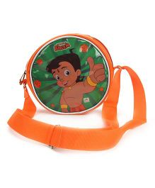 Chhotta Bheem Trendy Sling Bag - Orange