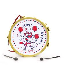 Luvely Dx Drum Musical Drum Toy (Color May Vary)