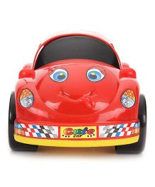 Luvely Cute Car Toy - Red