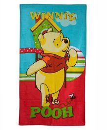 Winnie The Pooh Printed Towel