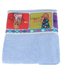 Disney Hannah Montana Towel - Blue