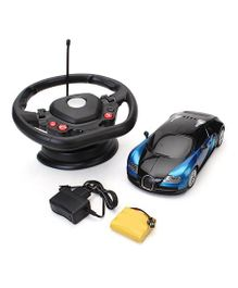 Majorette Gravity Speed Master Remote Control Toy - Blue