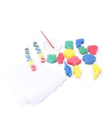 Simba Art And Fun Sponge Technic Kit