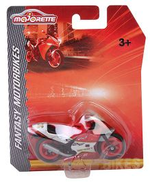 Majorette Motorbike Model Toy