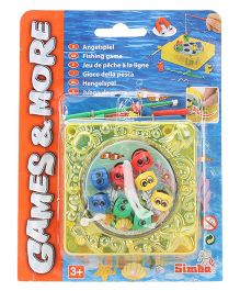 Simba Games And More Wind Up Fishing Game Set